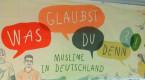 Ausstellung Muslime