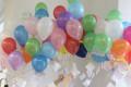 Wunschzettel für Luftballonaktion